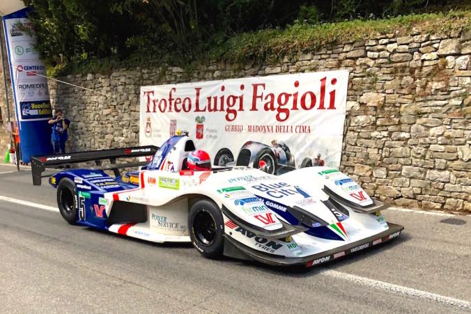 Merli vincitore su Osella Fa30 del Trofeo Fagioli 2019