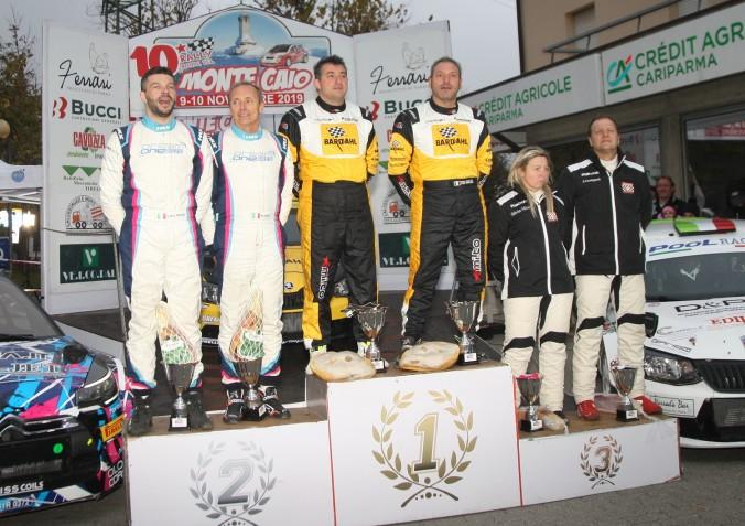 Monte Caio 2019 - podio - foto Diessephoto