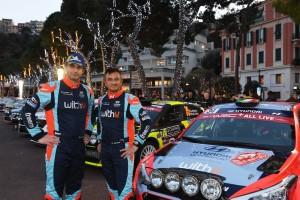 Scandola D'Ampre Hyundai i20 8° WRC3 Monte Carlo 2020 b