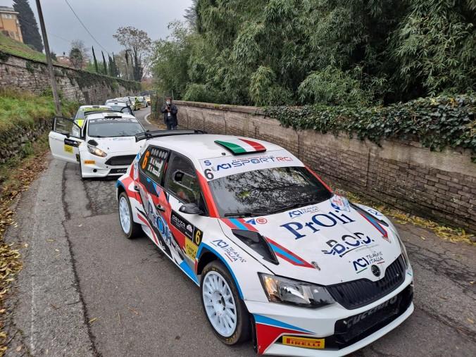 Shakedown Rally Aci Como